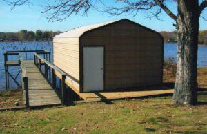 12 x 20 boat storage.